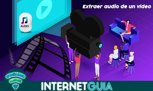 extraer audio de un video