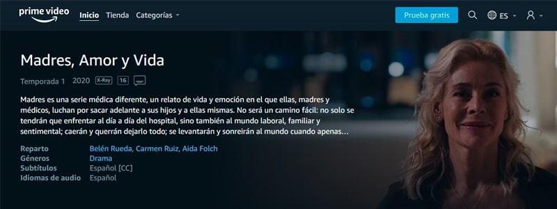 madres amazon prime video
