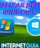 actualizar drivers de windows